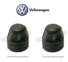 NEW For VW Passat 06-10 Pair Set of Left & Right Hood Stop Buffers Genuine