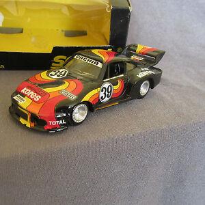700D Solido 1032 France Porsche 935 #39 Kores 1979 Le Mans 1:43 + Boite