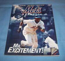 NY Mets Magazine Issue 3 2007 Jose Reyes Program