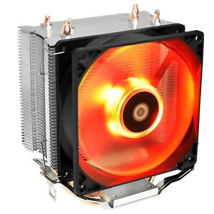 AMD ID-COOLING Sweden Series SE-913-R PWM Red LED CPU Cooler