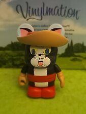 "Disney Vinylmation 3"" Park Set 1 Silly Symphony Robber Kitten"