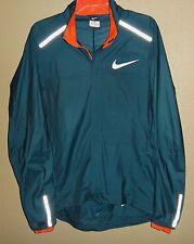 Euc Mens M Nike Pro Elite 2014 Team Rosa Track Jacket Rare Athlete Running Run