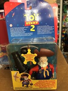 Rare Vintage Shifty Shootin Prospector Stinky Pete Toy Story 2 Roundup Gang