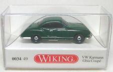 VW Karmann Ghia Coupe (Green)