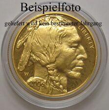 USA 50 Dollars - Buffalo / Büffel -  Double Eagle - 1oz  GOLD