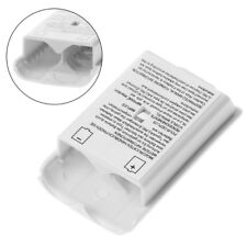 AA Battery Back White Cover Case Shell Pack For Xbox 360 Wireless Controller