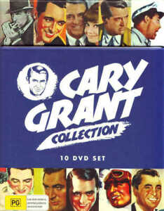 Cary Grant Collection - DVD (NEW & SEALED)