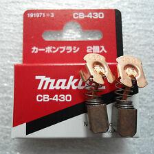 Kohlebürsten Paar Set Makita cb-430 191971-3 passt bhr162rfe bub360 Original