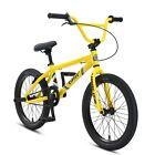 New SE Bikes Yellow Ripper BMX 2021