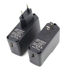EU Plug Universal AC 100-240V 2A USB Power Supply Adapter Converter Charger C1