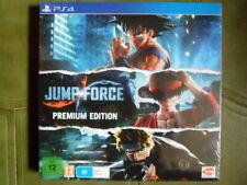 Jump Force Premium Edition PS4 Nuevo Manga Anime Lucha Goku castellano english¨