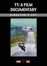 TT : A Film Documentary - Director's Cut (New DVD) Road Racing Isle of Man