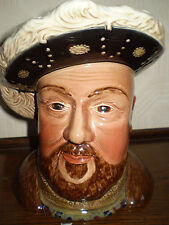 Beswick Character Jug - Henry VIII - 2099 - Albert Hallam - Made in England
