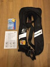 4W For Water Challenger Automatic LifeJacket Life Preserver, Unused