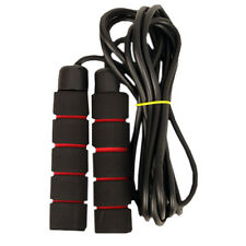 Sports Jump Rope Adjustable Jump Rope Workout Comfortable Handles Rope Red
