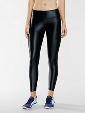 Koral Activewear Lustrous  Low Rise Black Legging Size Small B16