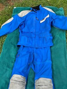 Aerostitch Roadcrafter 2- Piece Motorcycle Riding Suit 48/46 L  Light use Clean
