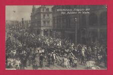 Ak Wilhelmshaven, Kriegjahr 1917, Das Aufziehen der Wache, gelaufen, mit Marke,