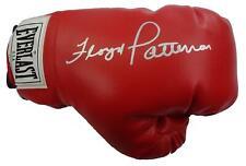 Floyd Patterson Autographed Everlast Boxing Glove PSA/DNA E37155