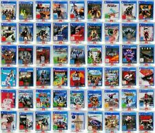 Playstation 4 / PS4 Spiele-Wahl ? Action? Party ? Racing ? Shooter ?Jump N