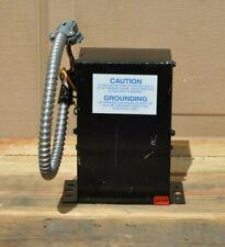 Tech West Dental Air Compressor Capacitor Box Acl4d2