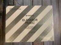 Byredo Elevator Music Eau De Parfum 3.3 fl.oz. 100 ml New Sealed Box