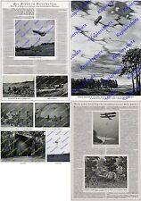 Luftwaffe Feldluftschiffer Technik Lkw Ballonhalle Jasta 14 Walter Höhndorf 1917