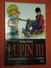 LUPIN III- EPISODI INEDITI  DELLA 1°SERIE-N°7-DI:MONKEY PUNCH-ESAURITO-ORION