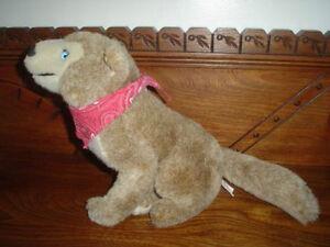 Ganz 1994 Kyle Coyote Stuffed Plush