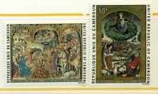 NATALE - CHRISTMAS CAMEROON 1975 Arte Art