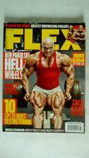 FLEX Magazine British Edition August 2012