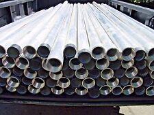 Aluminium Kabelkanal - 10ft Länge/2 1/2 cm Innendurchmesser-Made in USA