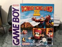 Donkey Kong Land III 3 Nintendo Game Boy Game - Tested Authentic NEW BATTERY