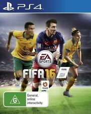 #1 FIFA 16 Playstation 4 Game PS4 - AU STOCK - Postage