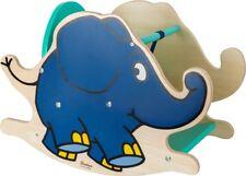 Schaukelelefant aus Holz Kinderspielzeug von Die Maus Schaukelpferd