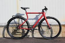 URWAHN   Stadtfuchs GrXS Urban Bike Stahl 11G GPS Commuter City Trekking Fahrrad