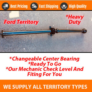 Ford Territory SUV 2004-2011 RWD 6 Speed 2.7L Auto Diesel New Tailshaft
