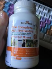 Vision The Complete MULTIVITAMIN EYE AREDS 2 Based 120 Capsules