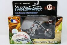 San Francisco Giants 2006 MLB Rare Orange County Choppers Ertl Collectibles