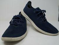 Allbirds Men's Tree Runner Shoes Men's 13 Navy Marine Blue