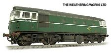 Boxed Heljan BR Green Class 26 D5300 *PRO WEATHERED LOOK* DCC Ready