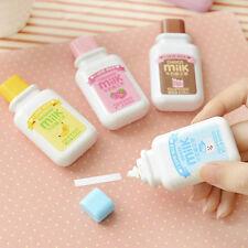 Cute Milky White Correction Tape School Office Supplies Correction Random Color