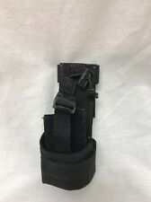 Eagle Industries v2 Black Duty Radio Pouch Belt Mounted SWAT Police FBI LE