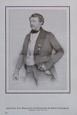 JOHANN NEP. TROST BÜRGERMEISTER KOMMANDANT Baden bei Wien Reprint Druck print