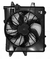 APDI 6018323 Radiator And Condenser Fan Assembly