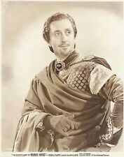 "BASIL RATHBONE in ""The Adventures of Robin Hood"" Original Vintage PORTRAIT 1938"