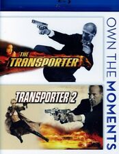 The Transporter Collection [New Blu-ray] Widescreen, Pan & Scan