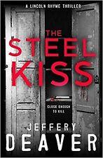 The Steel Kiss by Jeffery Deaver, Book, New (Paperback)
