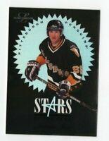 Jaromir Jagr 1995-96 Leaf Limited Stars of the Game /5000 Pittsburgh Penguins