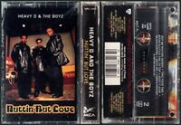 Heavy D & The Boyz  Nuttin' But Love  NEW SEALED Cassette Tape 1994 HIP HOP RAP